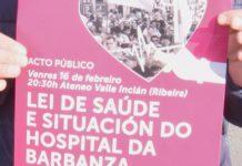 O BNG do Barbanza informará á cidadanía sobre a Lei de Saúde
