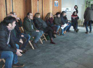 Arrancan os peches da Plataforma en Defensa da Sanidade Pública do Salnés na Casa contra a nova lei de Saúde de Galicia