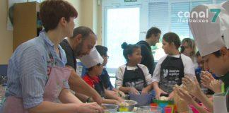 Rubiáns presume de chefs coas mans na masa