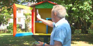 Os intercambios en espazos públicos potenciarán a lectura en Cambados