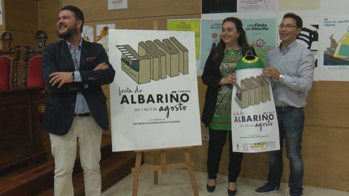 Cambados aposta pola reciclaxe do vidro para facer do Albariño unha festa sostible