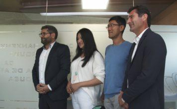 O Salnés desprega encantos ante a primeira delegación chinesa