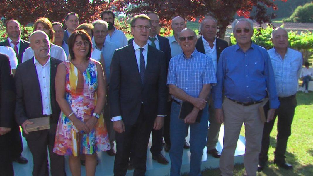 Condes de Albarei celebra os 30 anos mirando cara o futuro