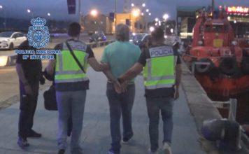 Elevan a 26 detidos na operación contra o narcotráfico na que caeu Charlín