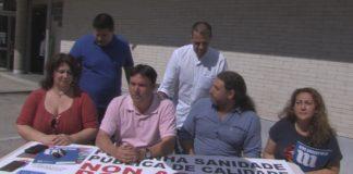 Piden a dimisión do Conselleiro de Sanidade pola 'dramática situación' dos servizos sanitarios no Salnés