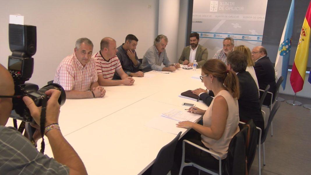 Augas de Galicia insiste: a auga do Umia é apta para o consumo