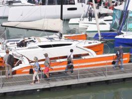 A captación de embarcacións en tránsito e de 'rallies', obxectivos de Portos