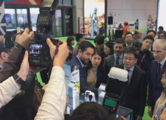 A 'Marca Galicia' posiciónase na Feira Internacional de Importación de China