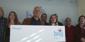 Luciano Sobral repite como candidato do BNG en Poio