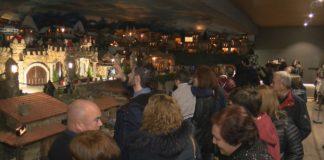 O Belén de Valga arrinca con forza e suma 10.000 visitas na primeira semana