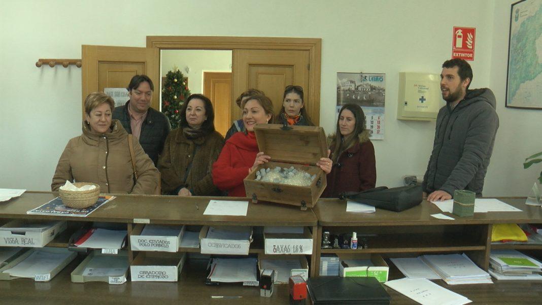 Carbón para o concello de Vilanova pola xestión da crise de Valle-Inclán