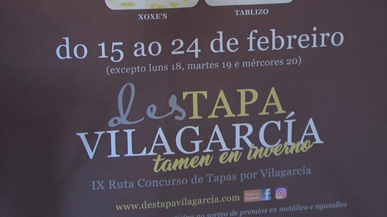 """O """"Destapa Vilagarcía"""" traerá a vila 14 propostas exquisitas"""