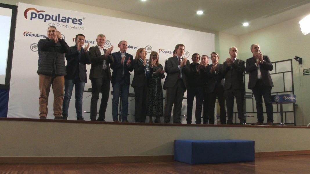 O PP do Salnés encara a carreira cara o 26M