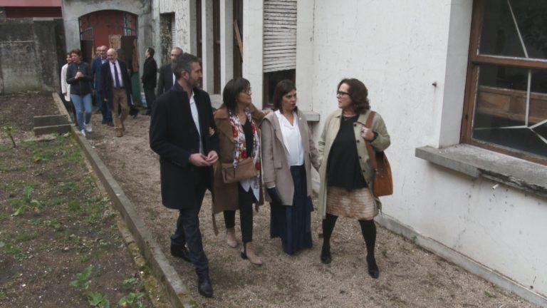 A Casa Jaureguizar, antiga propiedade de Marcial Dorado, xa é dos vilagarciáns