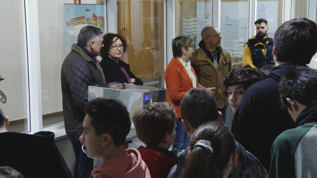 Os alumno do Valle Inclán de Portonovo somérxense no programa