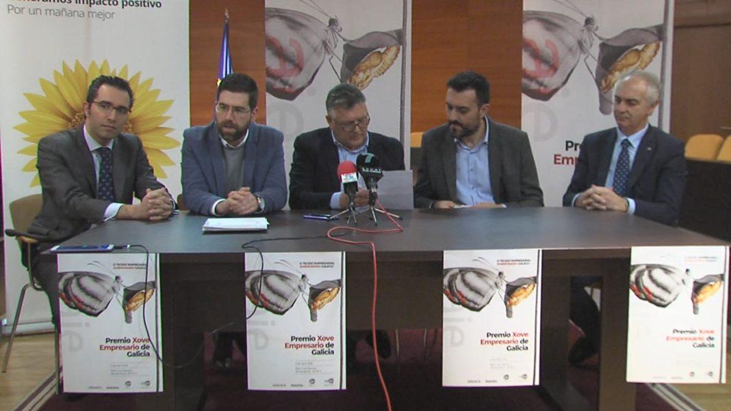 Sanxenxo acollerá a entrega de premios Xoven Empresario