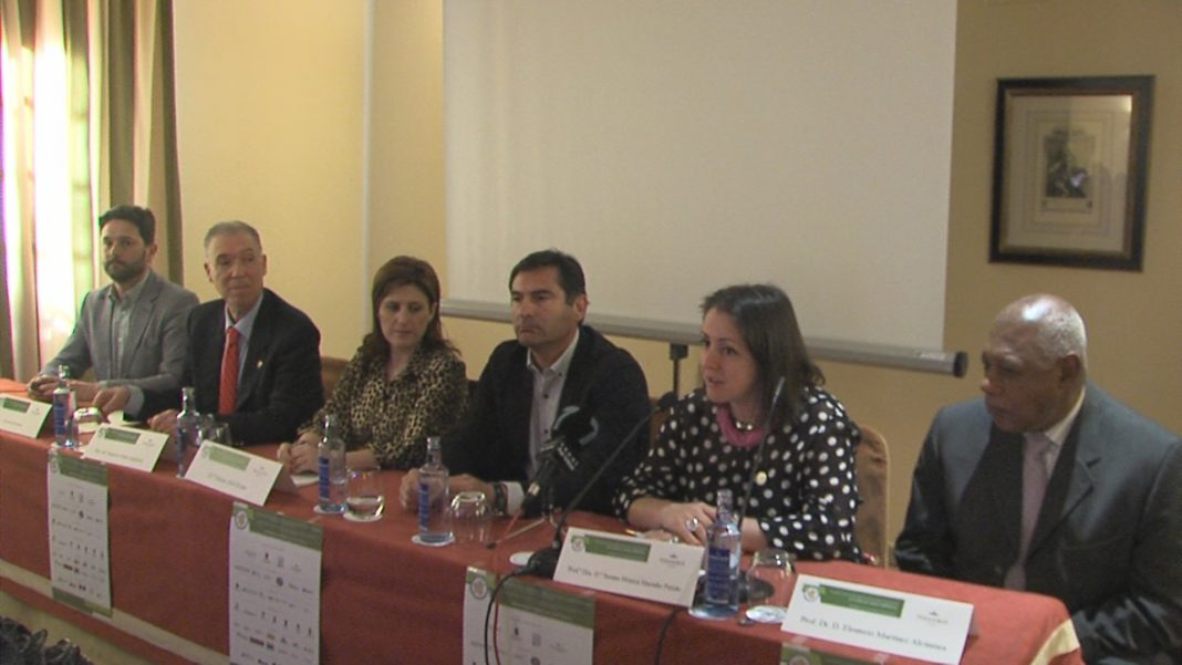 Inauguración do VIII Congreso galego de Medio Ambiente, Saúde e Turismo sostenible no Salnés