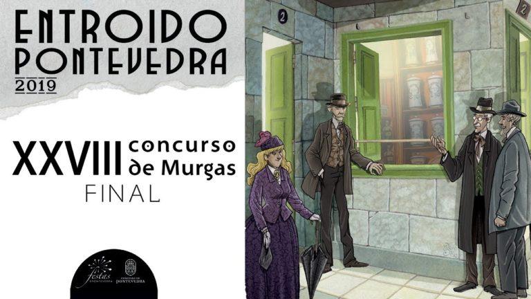 Final do XXVIII Concurso de Murgas