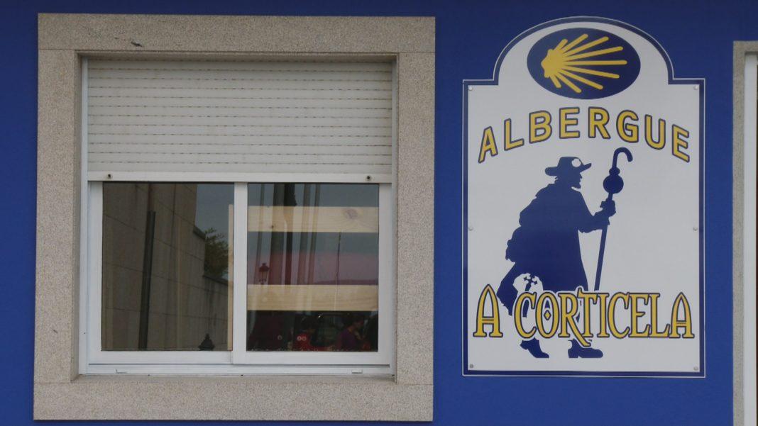 Vilanova inaugura o albergue A Corticela