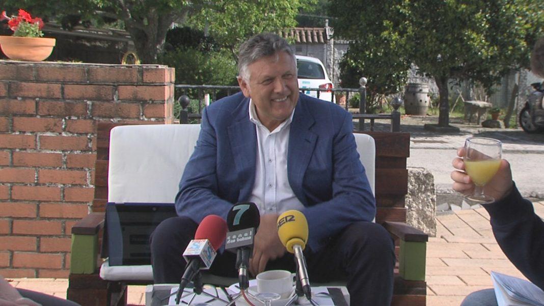 Telmo Martín valora positivamente o seu mandato