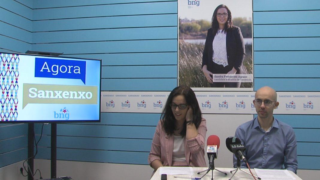 O BNG de Sanxenxo propón a creación dun ciruíto de esparexamento