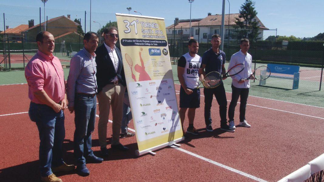 287 tenistas no XXXI Torneo Santa Rita