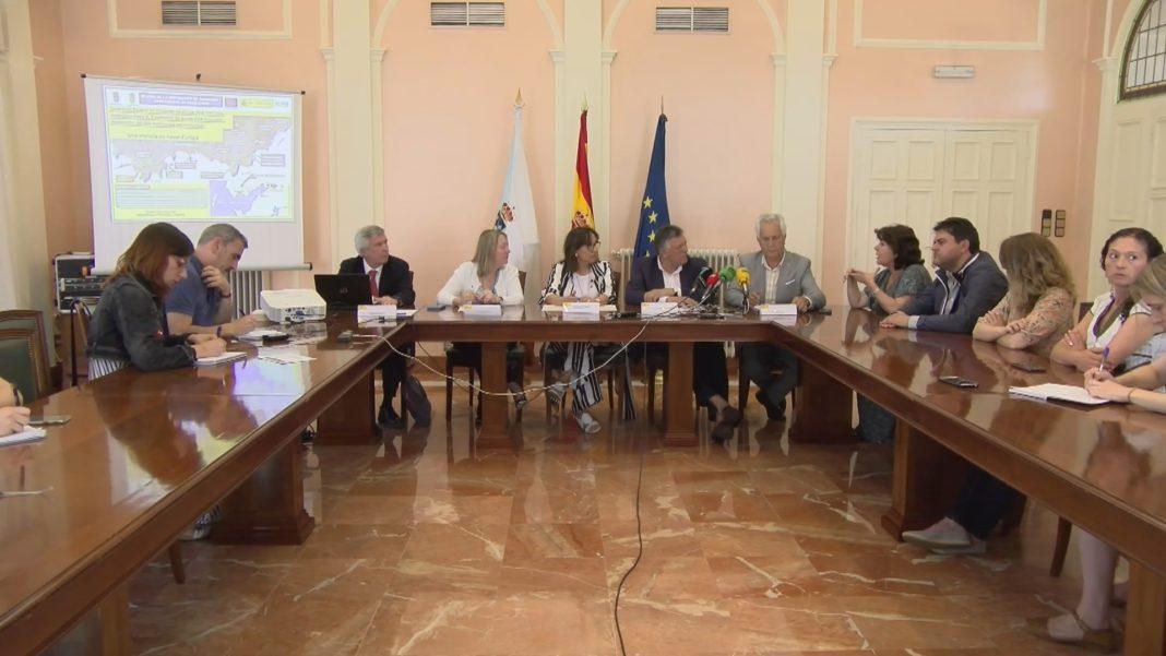 A ampliación da EDAR de Paxariñas, solucionará os problemas de saneamento de Sanxenxo e Poio