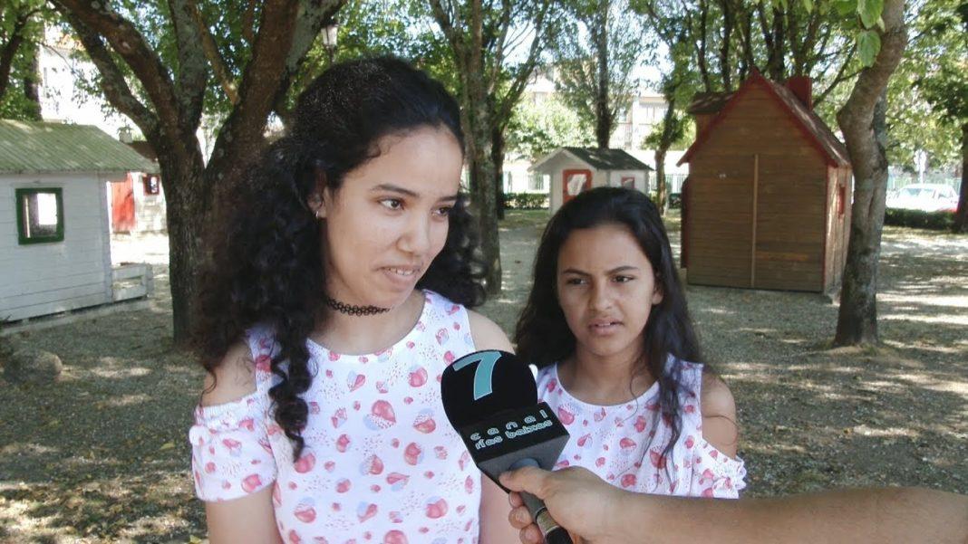 10 nenas e nenos saharauís pasarán o verán no Salnés co proxeto Vacaciones en Paz