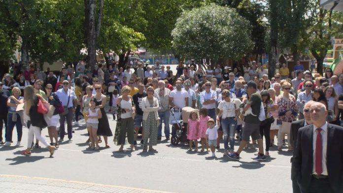 Vilanova celebrou unha das festa do Mexillón e do Berberecho con máis afluencia de visitantes