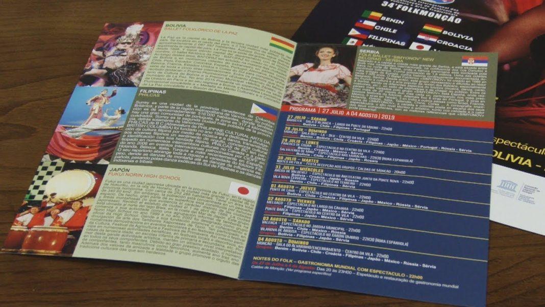 157 artistas de Serbia, O Xapón, Bolivia e Filipinas actuarán en Vilanova