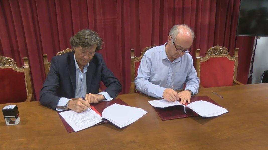 Vilanova e a Xunta reformarán o pavillón da vila para mellorar a accesibilidade