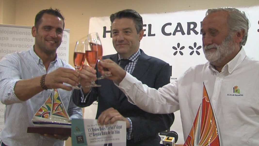 O XX Trofeo Hotel Carlos I Silgar celebrará o campionato galego de cruceiros ORC