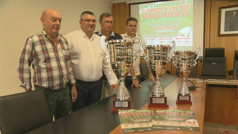 O Rápido de Bouzas completa o triangular do Torneo Concello de Ribadumia de Fútbol