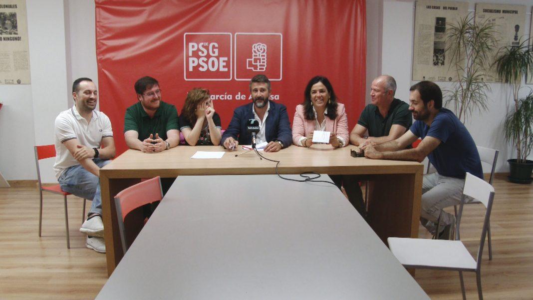 Os socialistas do Salnés piden a Gonzalo Durán que convoque xa o pleno de consitución da mancomunidade