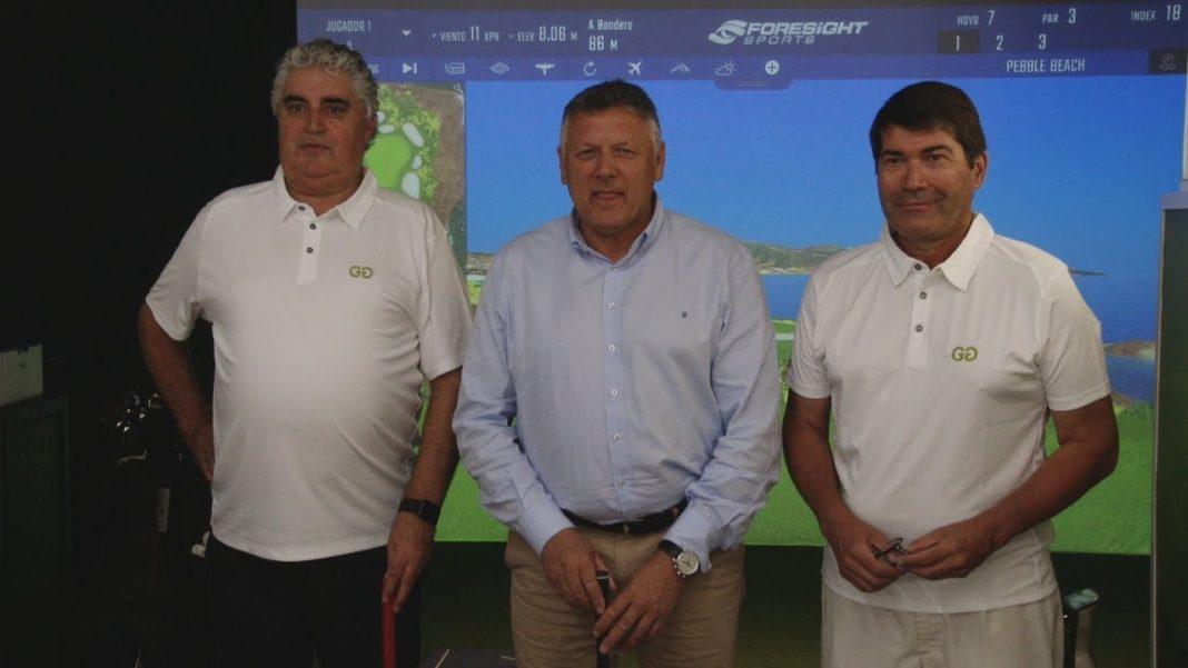 O primeiro club de golf indoor de España nace en Sanxenxo