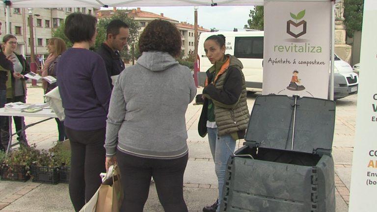 Os veciños de Ribadumia interésanse polo plan de compostaxe da Deputación de Pontevedra