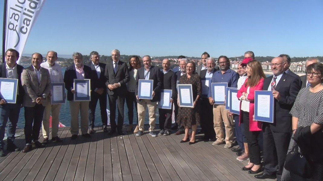 7 clubs náuticos da contorna adquiren a certificación de Galicia Calidade