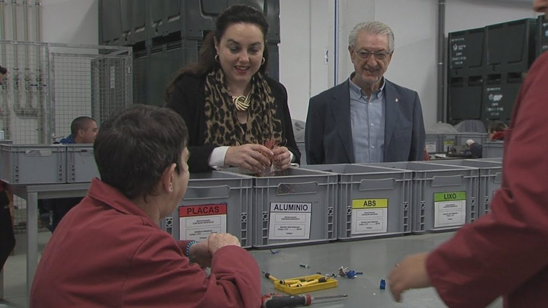 A Xunta levará a cabo no CODI de Valga un proxecto piloto de reducción de residuos