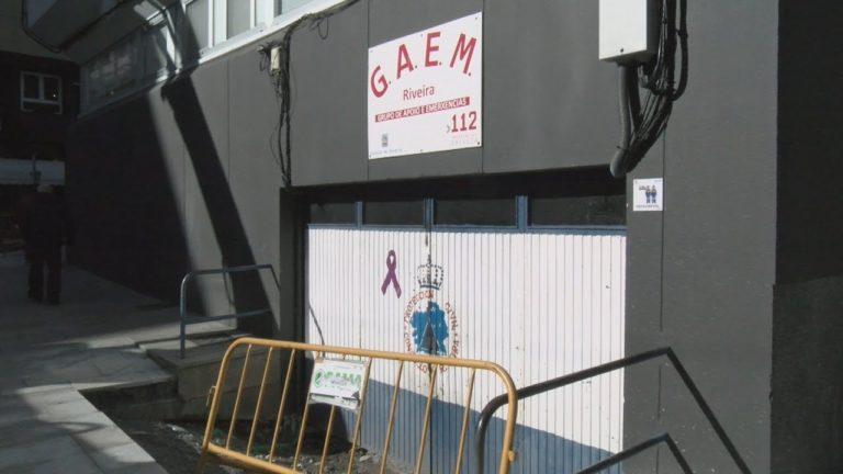 O PSOE de Ribeira demanda o traslado da sede do GAEM