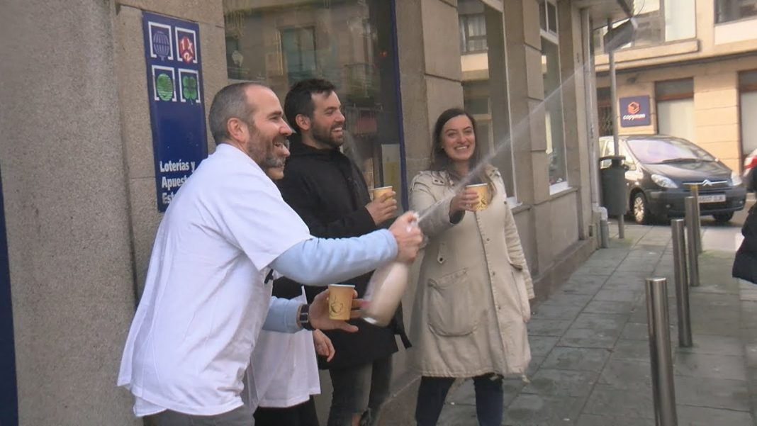 A fortuna leva 500 mil euros ao Grove polo Nadal