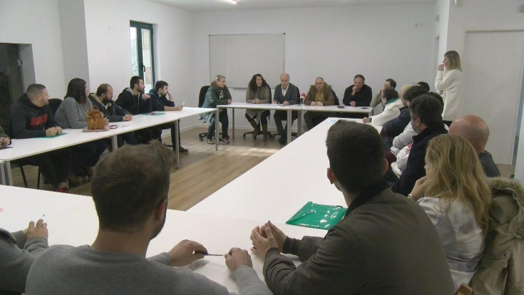 Vilanova inicia dous novos obradoiros de emprego en xardinería e redes tecnolóxicas