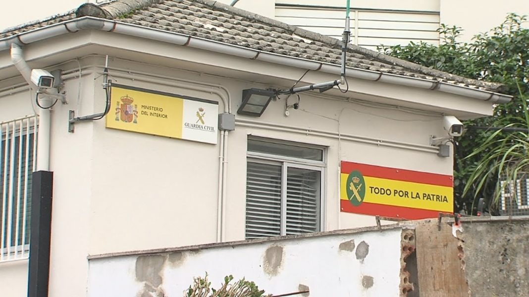 O goberno desminte o traslado da Garda Civil de Vilagarcía