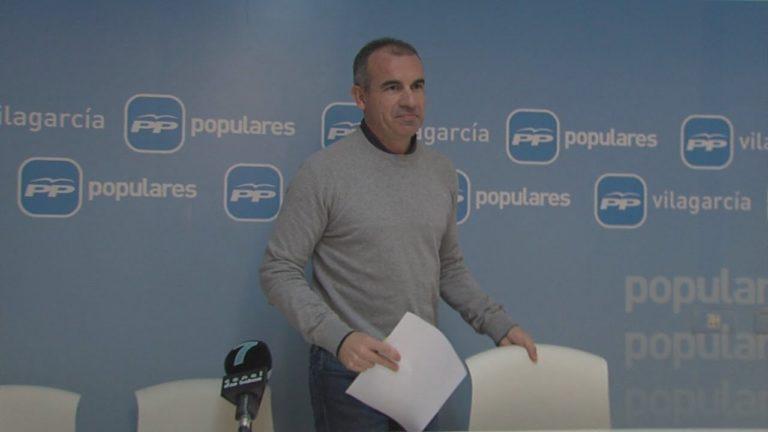 Alfonso Gallego dimite como líder do PP vilagarcián por razóns 'persoais e profesionais'