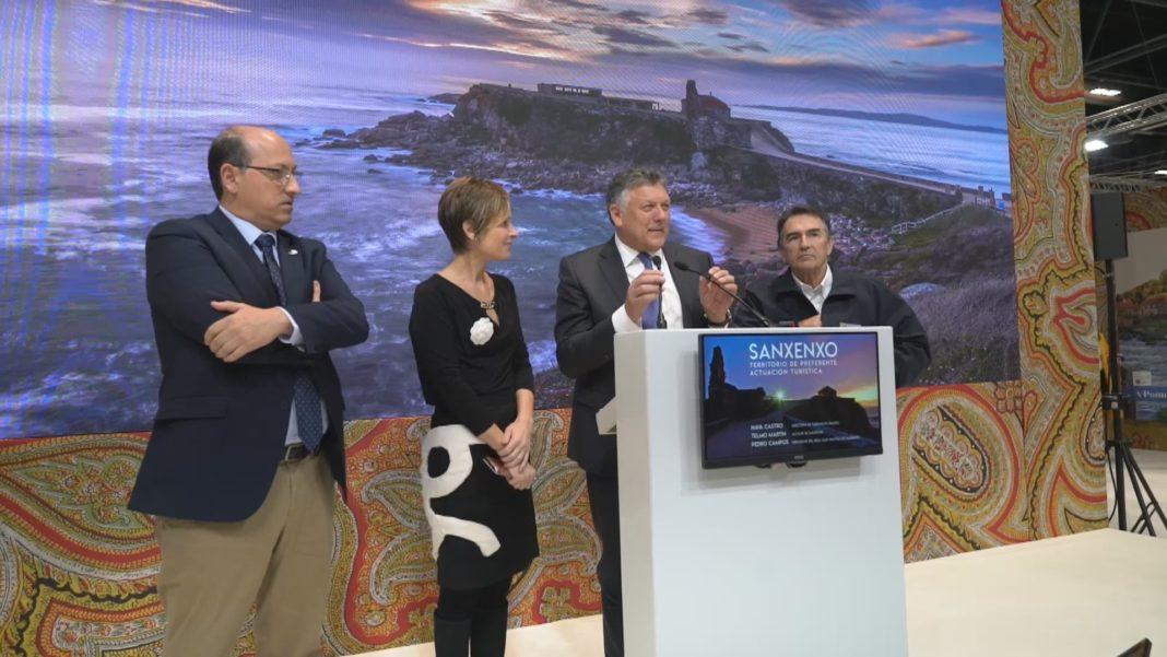 Sanxenxo estréase en FITUR como Municipio de Preferente Actuación Turística