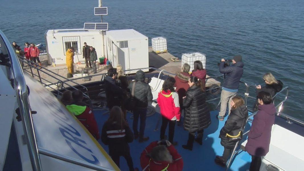 O Observatorio Costeiro Intetrado de Galicia obtén tres millóns de datos cada ano