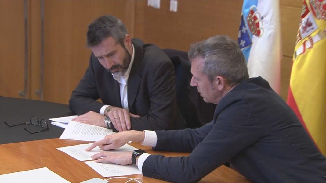 A Xunta distribuirá case 500.000 unidades de material de protección aos concellos