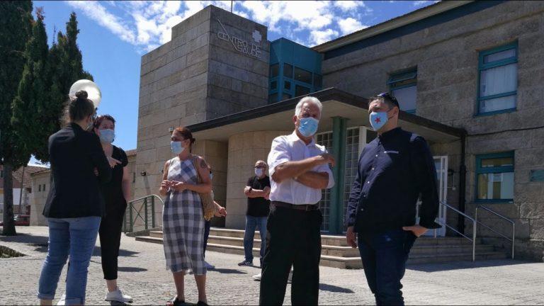 O BNG reivindica un novo centro de saúde para Poio