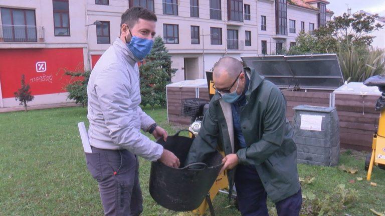 Cambados avanza na mellora da xestión de residuos coa posta en marcha de dous proxectos medio ambientais
